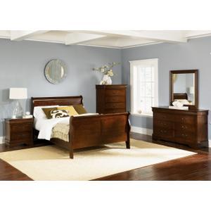 Carrington Bedroom ~ Cherry