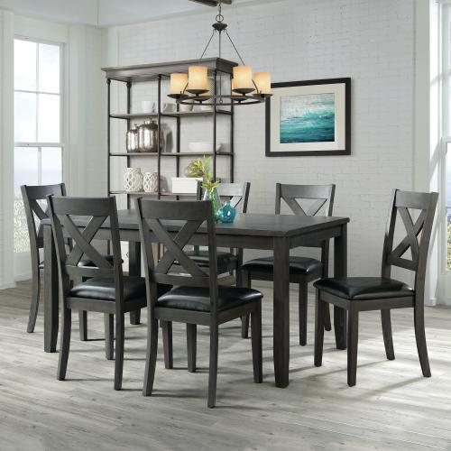 Alex 7PC Dining Set