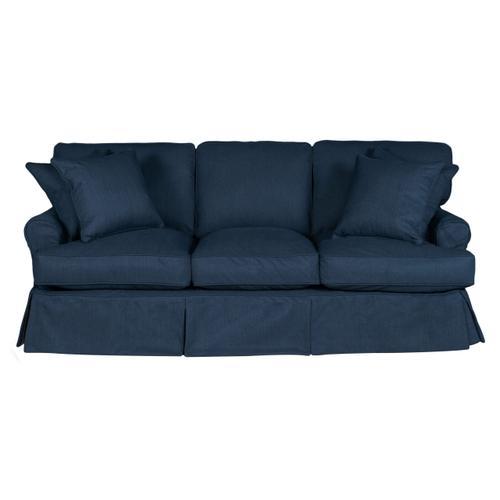 Horizon Slipcovered Sofa - Color: 391049