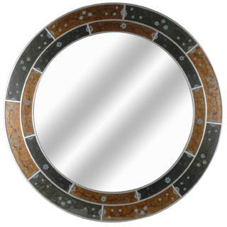 See Details - Wood Mirror