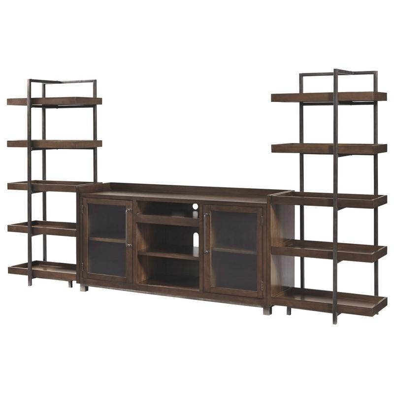 View Product - Starmore 3-piece Entertainment Center
