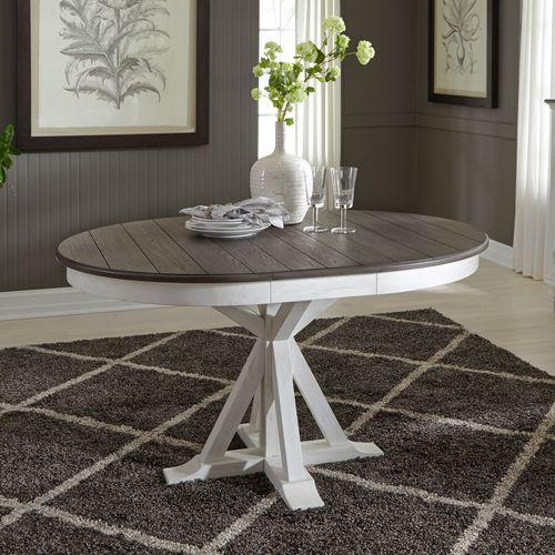 Single Pedestal Table Top