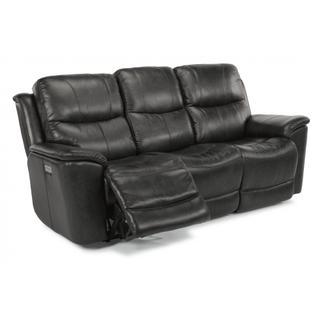 Cade Power Reclining Sofa with Power Headrests & Lumbar