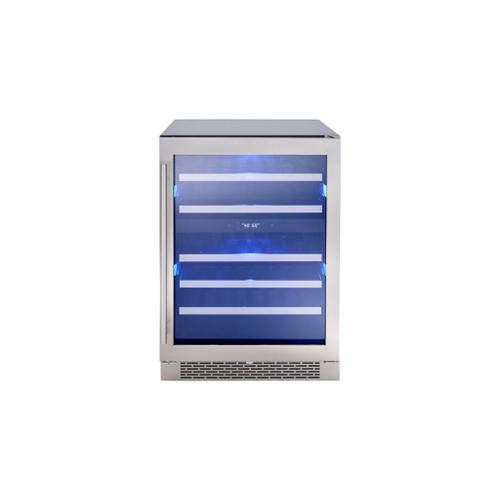 prw24c02bg in by zephyr in dallas tx 24 dual zone wine cooler the jarrell company