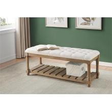 See Details - Accent Bench