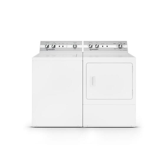 TC5 Top Load Washer with Speed Queen® Classic Clean™  No Lid Lock  5-Year Warranty