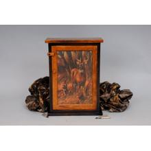 """#233 Wall Cabinet 15.5""""wx6.5""""dx21""""h"""