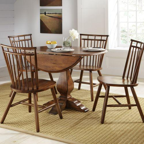 Gallery - 5 Piece Round Table Set