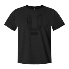 UI.COM T-shirt, Black - Large
