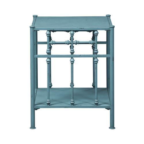 Open Night Stand - Blue