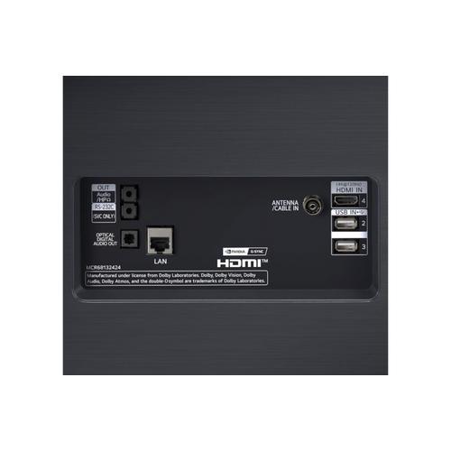 LG - LG C1 77 inch Class 4K Smart OLED TV w/AI ThinQ® (76.7'' Diag)