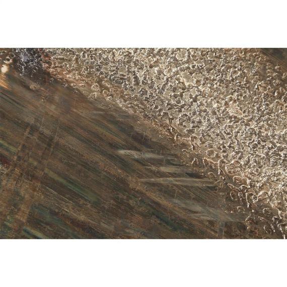 Riverside - Spot Table - Oilslick Finish