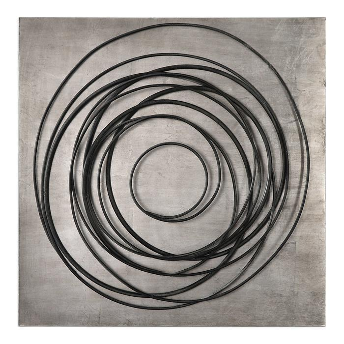 Uttermost - Whirlwind Metal Wall Decor