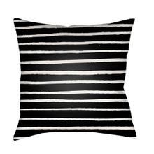"View Product - Stripes WRAN-006 18""H x 18""W"