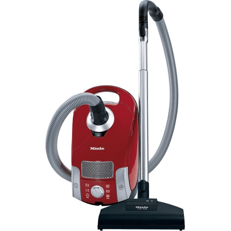 Compact C1 HomeCare PowerLine - SCAE0 - canister vacuum cleaners with turbo brush for hard floor and low, medium-pile carpeting.