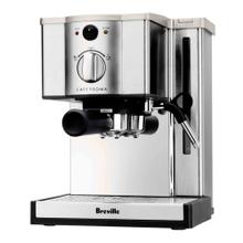 Espresso the Café Roma , Brushed Stainless Steel