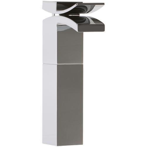 Quarto Vessel Lav Faucet Solid Brass Construction Flow Rate: 1.2GPM