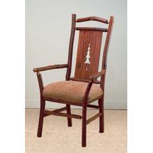 822 Pine Tree Arm Chair