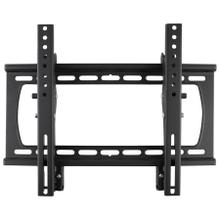 "Outdoor Weatherproof Tilt Mount for 23"" - 43"" TV Screens & Displays - SB-WM-T-M-BL (Black)"