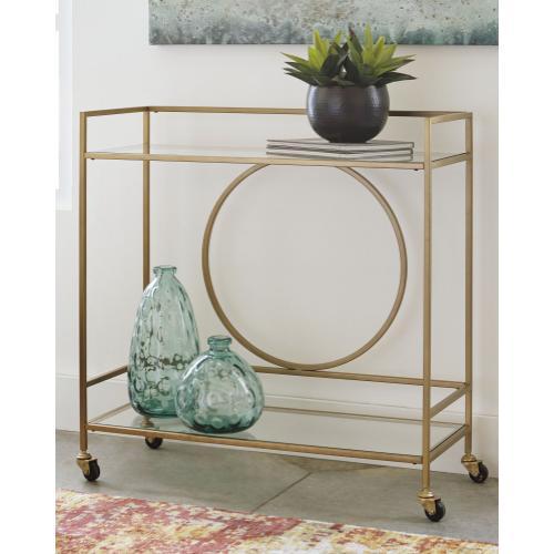 Gallery - Jackford Bar Cart