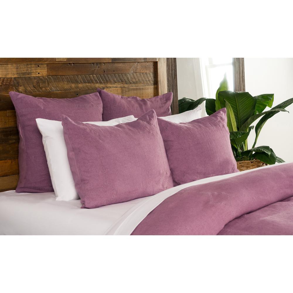 See Details - Heirloom Duvet Orchid King 108x94