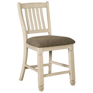 Ashley FurnitureSIGNATURE DESIGN BY ASHLEBolanburg Counter Height Bar Stool