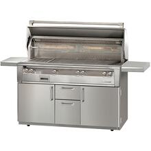 """See Details - 56"""" Standard All Grill with Cart"""