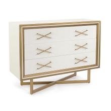 Pascal Three-Drawer Chest