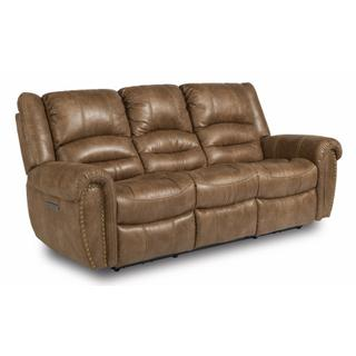 See Details - Town Power Reclining Sofa with Power Headrests