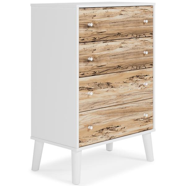 See Details - Piperton Chest of Drawers
