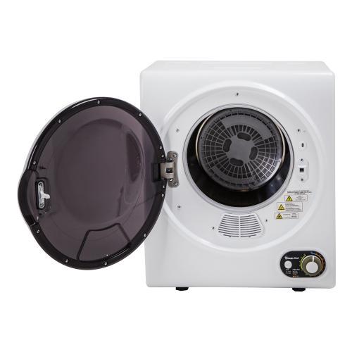 Magic Chef - 1.5 cu. ft. Compact Dryer