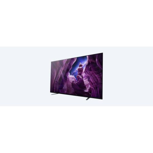 A8H  OLED  4K Ultra HD  High Dynamic Range (HDR)  Smart TV (Android TV)