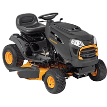 View Product - Poulan Pro Riding Mowers PP19A42