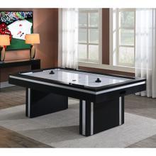 See Details - Hanover Air Hockey Table, HGAH01-BLK