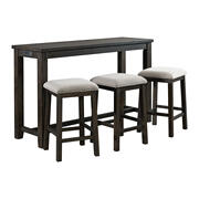Stone Multipurpose Bar Table Set Product Image