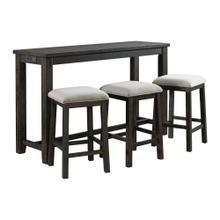 Product Image - Stone Multipurpose Bar Table Set