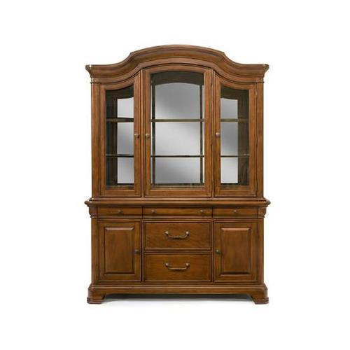 Legacy Classic Furniture - Evolution Buffet/china Hutch