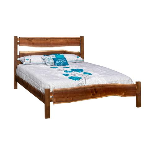 Green Gables Furniture - Grayslake Bed - California King Bed (complete)