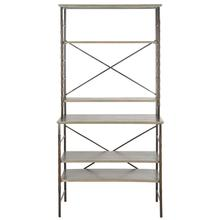 See Details - Brooke 6 Tier Etagere - French Grey