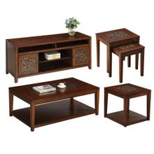 See Details - Tiger Eye TV Console