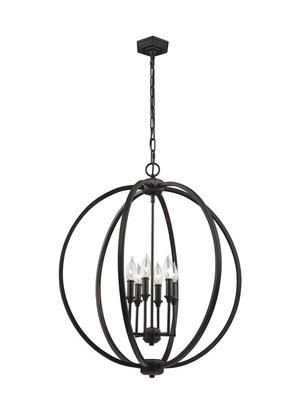 Corinne Large Pendant Oil Rubbed Bronze Product Image