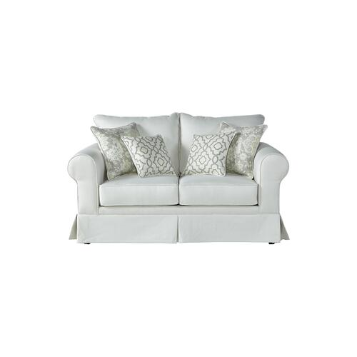 Hughes Furniture - 16200 Loveseat