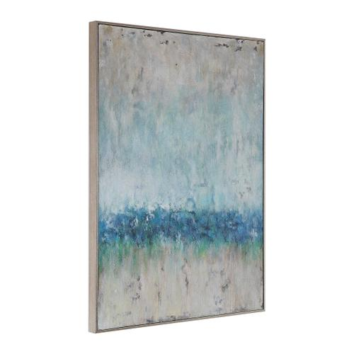 Tidal Wave Hand Painted Canvas