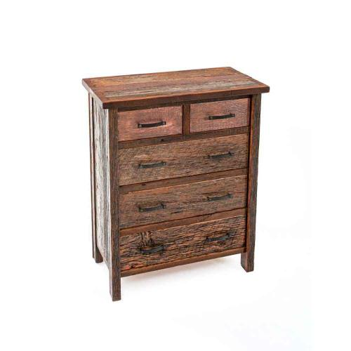 Copperhead 5 Drawer Chest
