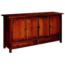 See Details - Monteray Leaf Storage Cabinet