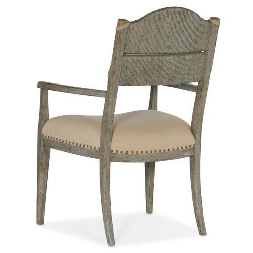 Alfresco Aperto Rush Arm Chair - 2 per carton/price ea