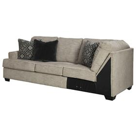 Bovarian Left-arm Facing Sofa With Corner Wedge