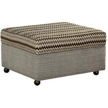 See Details - Hickorycraft Ottoman (F900202S)