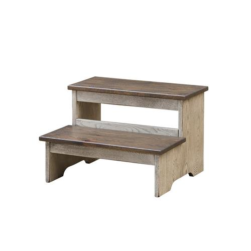 Country Classic Collection - Mission Bed Steps