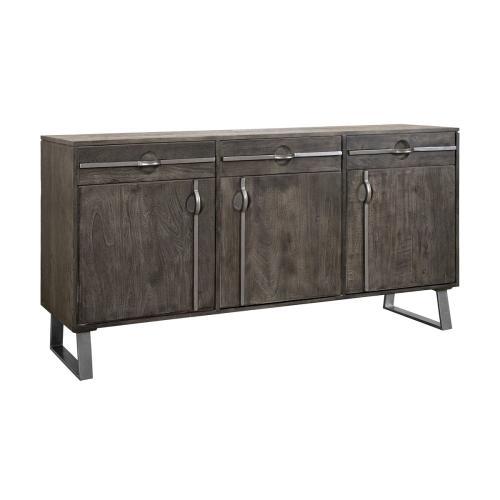 Osborn 3-door 3-drawer Credenza